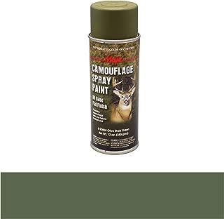 Majic Paints 8-20850-8 Camouflage Spray Paint, Aerosol, Olive Drab
