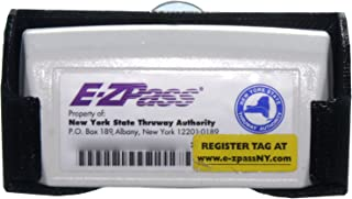 Free Thought Designs Toll Transponder Holder for New I-Pass and EZ Pass 3 Point Mount (1 Pack)