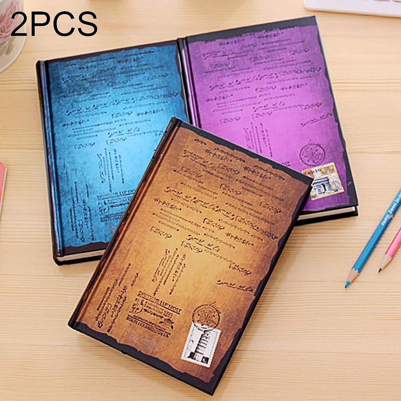 Gut aussehend Vier Farben, PCS-Klebebindetagebuch, 130 Seiten, Größe  128  194  21mm. B07P8YNZCX  | Export