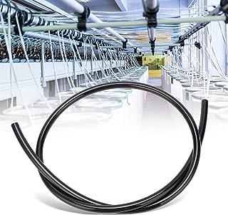 خرطوم هوائي بمضخة هوائية، خرطوم هوائي حتى من فورس فور هوم (أسود، 1 متر)