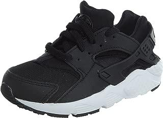 Nike Huarache Run (PS) Little Kid's Shoes Black/Black 704949-016