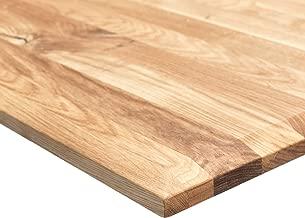 1 Massivholzplatte Kernbuche 29mm stark Holzplatte Bretter Leisten Sonderma/ße. 200x100x29mm stark.