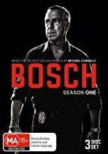 harry bosch dvd
