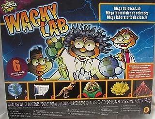 Wacky Lab Mega Science Lab- 6 Activities