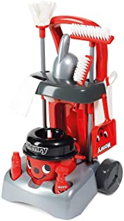 Casdon 674 Henry Deluxe Cleaning Trolley Play Set