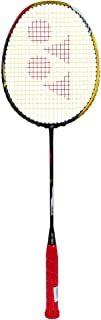 YONEX Voltric LD3 (Lin Dan) Badminton Racquet with free Full Cover (Premium Gold, Limited Edition) | Tri-voltage system | ...