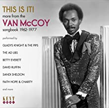 This Is It! More From The Van Mccoy Songbook 1962-1977 / Various