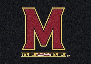Milliken Maryland College Team Spirit Area Rug, 2'8