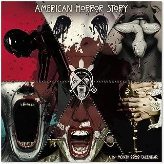 2020 American Horror Story Wall Calendar (DDW2682820)