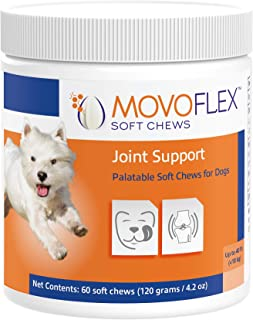 MOVOFLEX Joint Support Soft Chews for Dogs