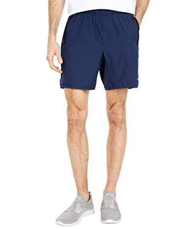 RVCA Yogger Stretch Shorts (Midnight) Men