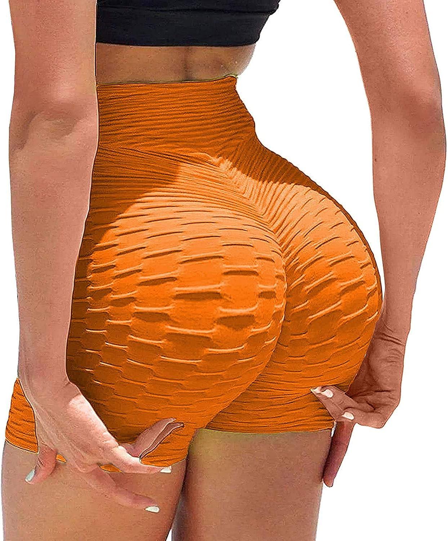 Famous TIK Tok Leggings Shorts Butt Lift TIK Tok Workout Scrunch Leggings Shorts