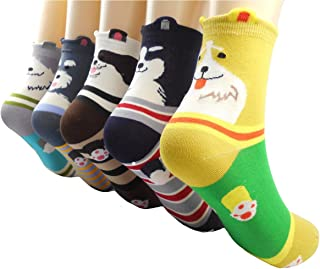 Fantastic Cos Colorful Womens Mens Crazy Fun Casual Cotton Socks