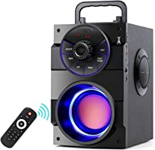 $183 » shiy Bluetooth Speaker Bluetooth Speaker Portable High-Power Wireless Stereo Subwoofer Subwoofer Speaker Support FM Radio ...