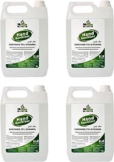 Hand sanitizer Liquid 5L 4Pcs