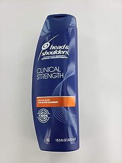 Head & Shoulders Dandruff Shampoo, Clinical Strength 14.2 oz (Pack of 3)