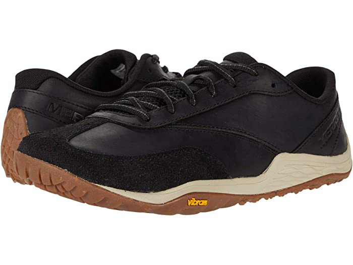 leather trail shoes