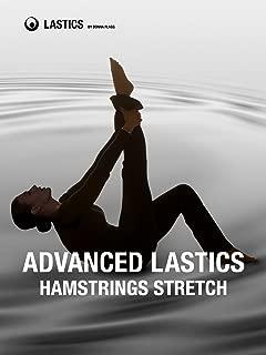 Hamstrings Stretch: Advanced Lastics