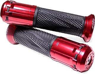 YZF-R125 Lenkergriffe kompatibel mit Yamaha YZF-R1M Gun//Rot YZF-R3 321 YZF-R6