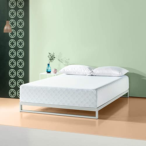 Zinus 12 Inch Gel-Infused Green Tea Memory Foam Mattress, King