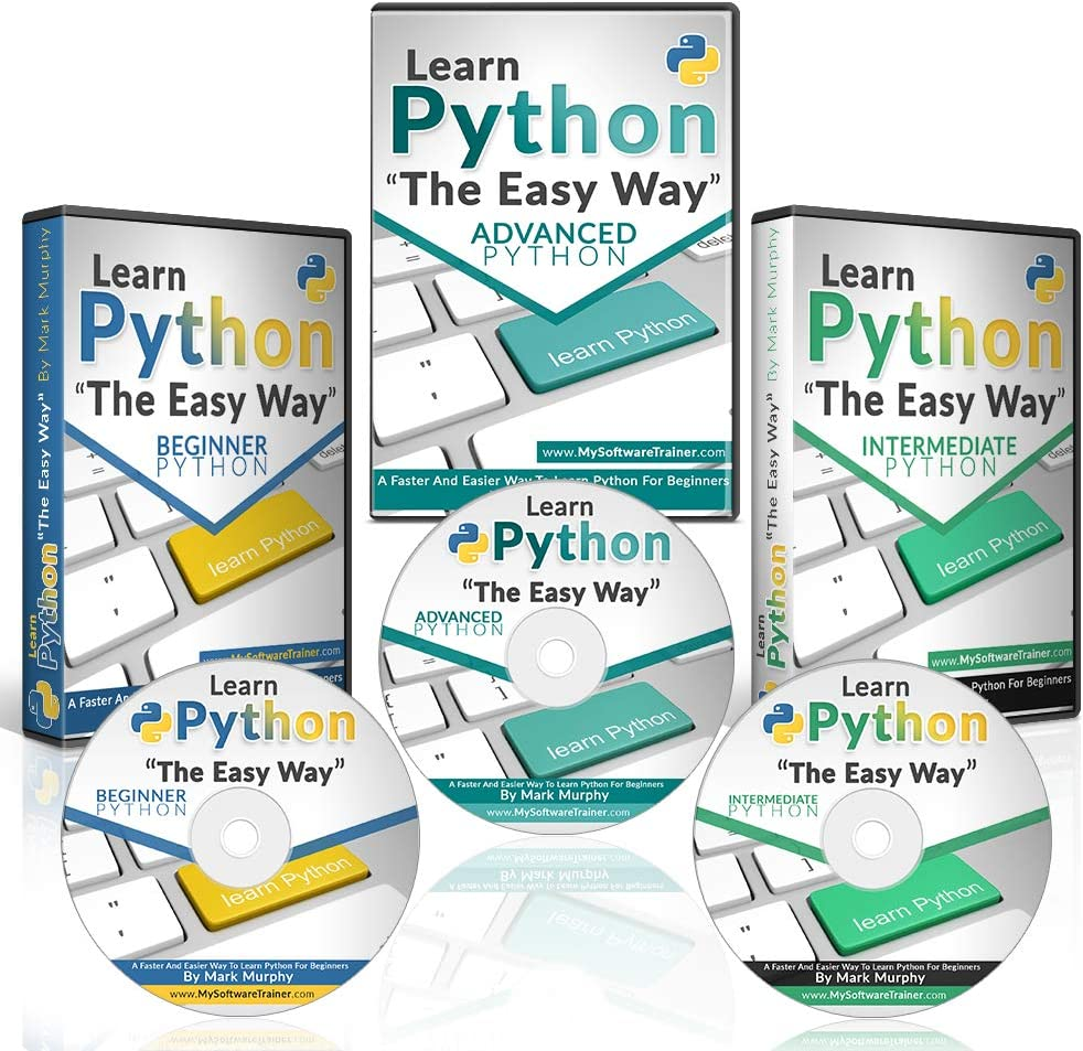 Learn Limited time trial Arlington Mall price Python Tutorial For Programmi Course. DVD Beginners