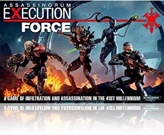 Assassinorum: Execution Force - A Game of Infiltration & Assassination in the 41st Millennium (Warhammer 40,000 40K Games Workshop)