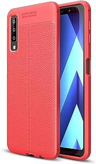 جراب FanTing لهاتف Samsung Galaxy A7 2018، مضاد للانزلاق، رفيع للغاية ماص للصدمات مضاد للخدش، غطاء لهاتف Samsung Galaxy A7...