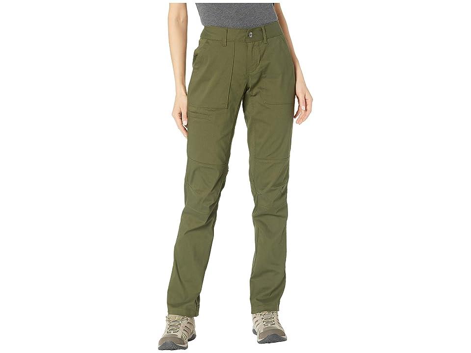 Mountain Hardwear Hardwear APtm Pants (Dark Army) Women