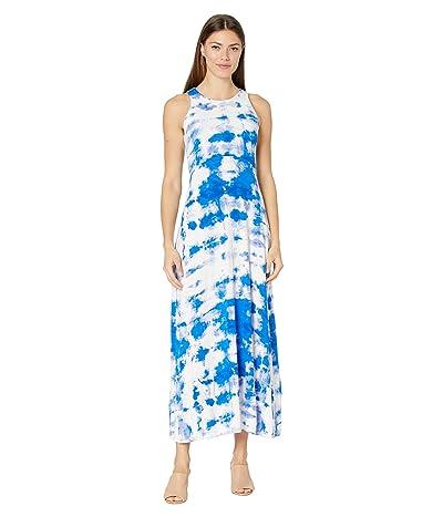 Calvin Klein Tie-Dye Maxi Dress Women