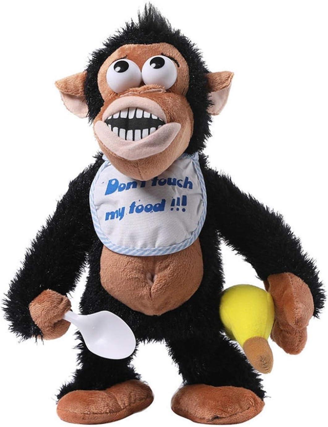 Wuyuana Plush Ranking TOP3 Toys Stuffed Max 75% OFF Animal Naughty Kids Crying Funny