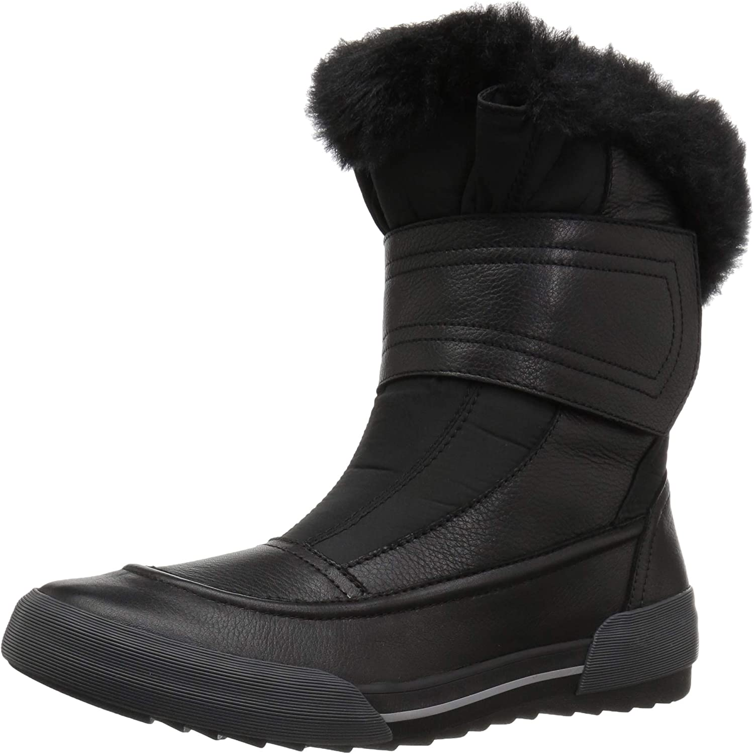 Clarks Womens Gilby Merilyn Snow Boot