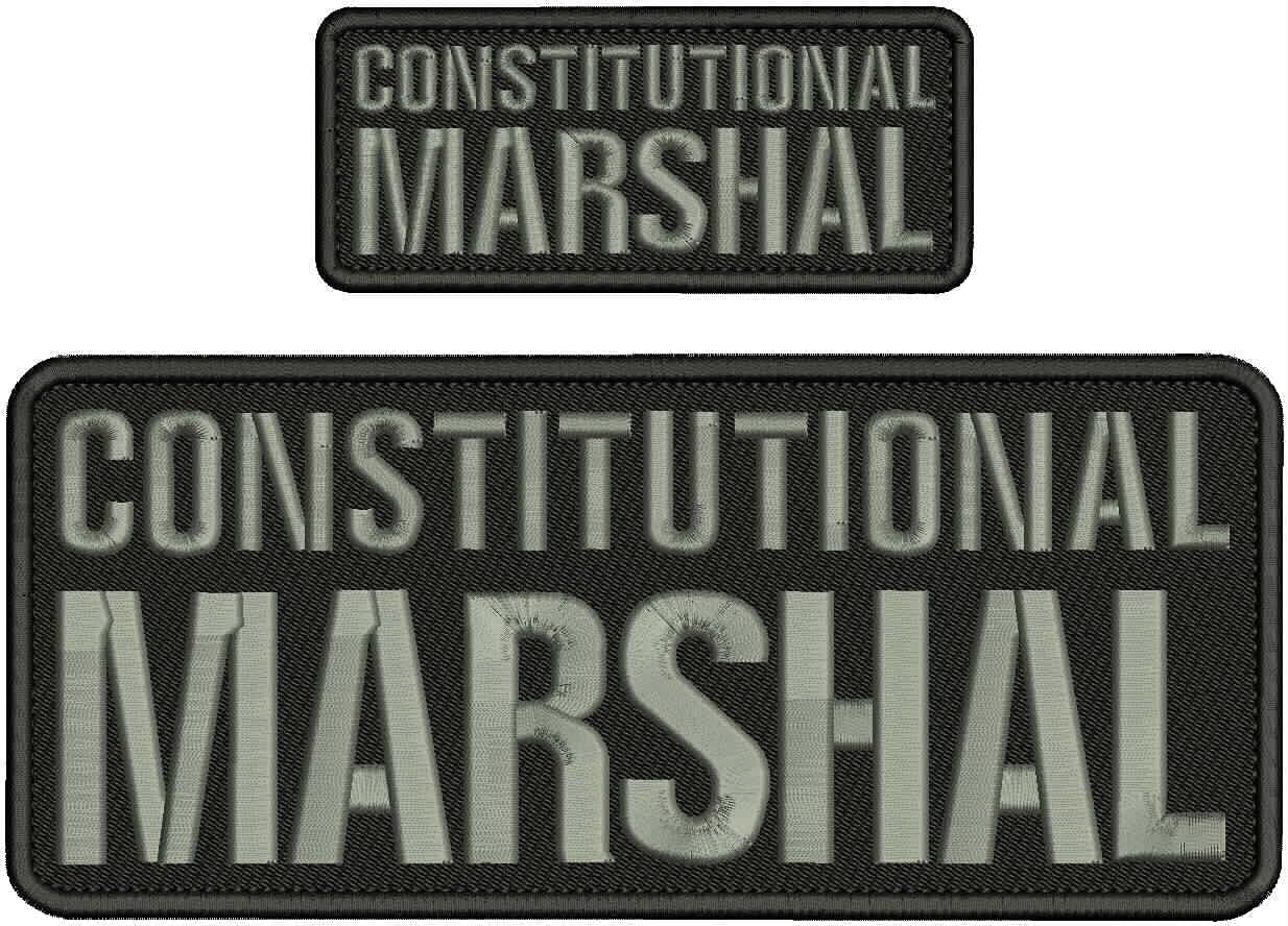 Minneapolis Mall Embroidered Patch - Popular standard Patches for Women Marsh Man Constitutional
