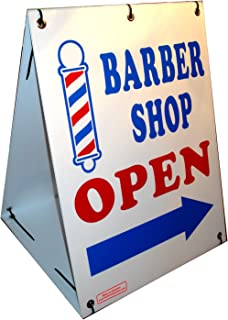 Best barber shop price board Reviews