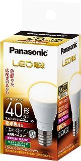 パナソニック LED電球 E17口金 電球40形相当 電球色相当(4.2W) 広配光タイプ LDA4LGE17K40ESW2