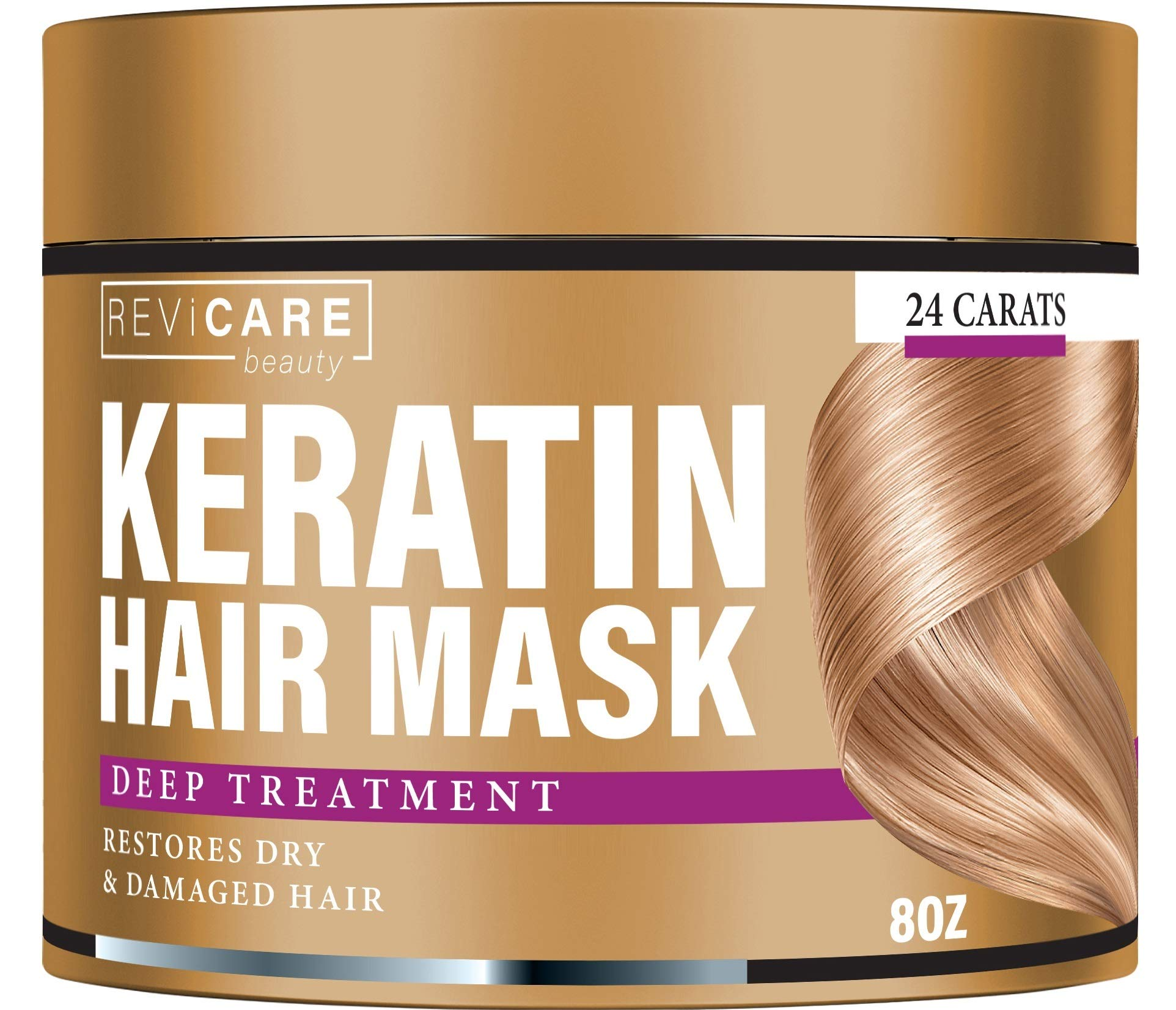 Keratin Hair Mask Effective Moisturizing