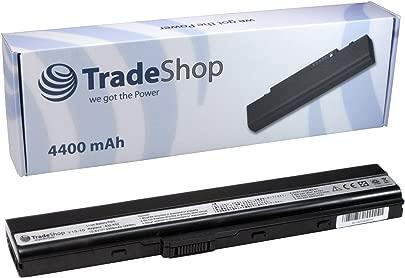 Hochleistungs Laptop Notebook Akku 4400mAh f r ASUS Pro-5I Pro5IJC Pro5IJK Pro5ij Pro67 Pro-67 Pro8C X42 X-42 X42D X42DE X42E X42F X42J X42JE X42JB X42JK X42JR X42JV X52 X-52 X52D X52DE X52DR