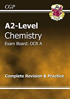 A2-Level Chemistry OCR A Revision Guide (A2 Level Revision Guides)