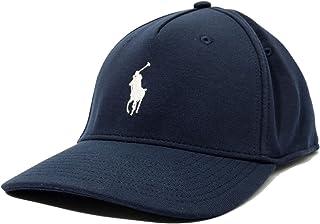 [ポロ ラルフローレン] POLO Ralph Lauren キャップ メンズ 帽子 ポニー ワンポイントロゴ USAモデル [並行輸入品]