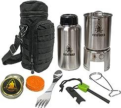 Pathfinder Stainless Steel Bottle Cooking Kit