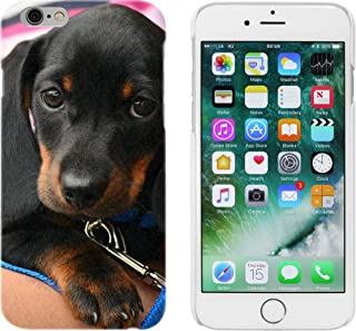 White 'Dachshund Puppy' Case for iPhone 6 & 6s (MC00006054)