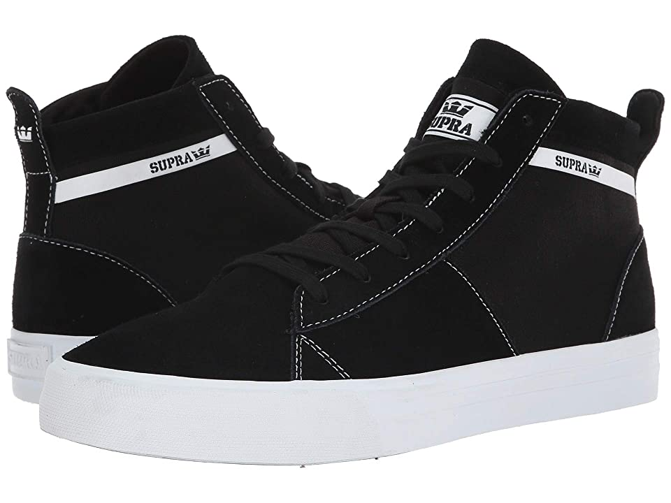 Supra Stacks Mid (Black/White) Men