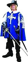 Musketeer Renaissance Tabard Men's Sleeveless Jerkin