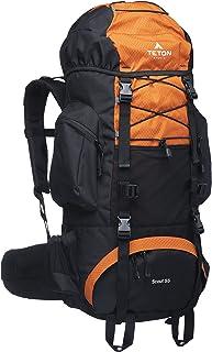 Scout 55 Backpack (Burnt Orange)