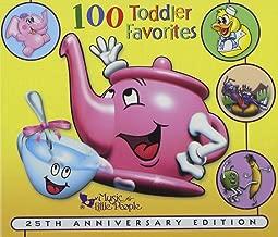 100 toddler favorites cd