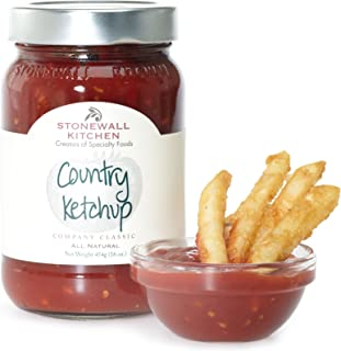 Stonewall Kitchens Country Ketchup 16-Ounce Jars (Pack of 6)
