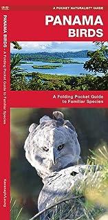 Panama Birds: A Folding Pocket Guide to Familiar Species (
