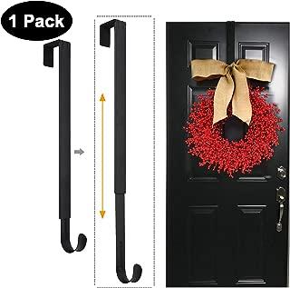 Best iron wreath hanger Reviews