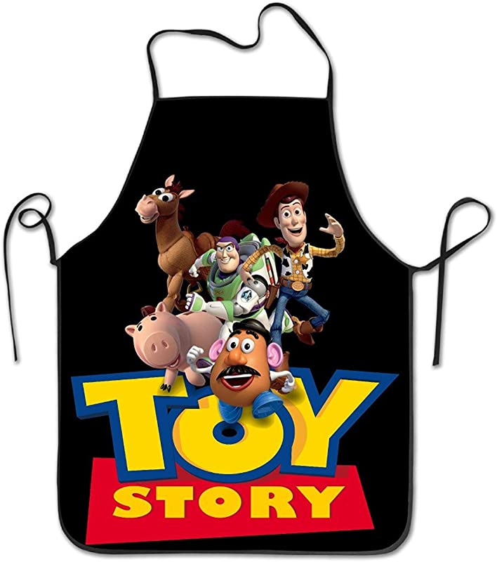 Toy Story Apron With Black Border