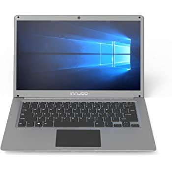 "Portátil Innjoo Voom Laptop Intel Celeron N3350/4GB/64GB EMMC/14.1""/Win10, Grey"