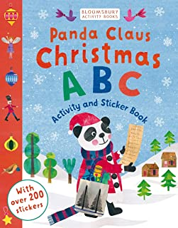 Panda Claus And The Christmas Abc Sticker Activity (Bloomsbury Activity Books)